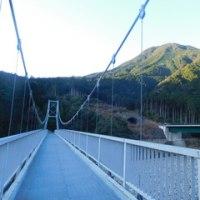 便石山と熊野古道・馬越峠 1