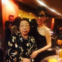 シャンソン歌手リリ・レイLILI LEY  芝パークホテル フランス語コンサート