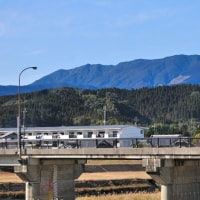 今日は小松山がとても綺麗に見えましたよ。  (Photo No.13989)