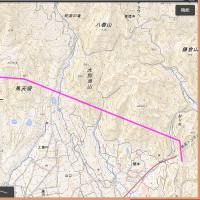 県内に新たな活断層見つかる。岡山県奈義町広戸山南