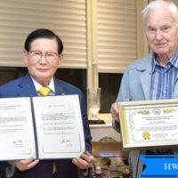 2016年HWPL世界平和サミットに集まった海外メディアの関心
