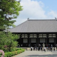 奈良の社寺仏閣を参拝する旅その5(薬師寺~唐招提寺)