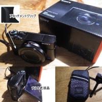 高級コンデジ(DSC-RX100M3)を購入。