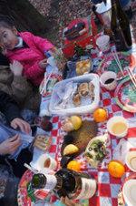 冬ピクニック at 代々木公園