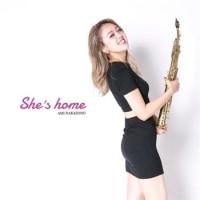 """中園亜美さん、""""She's Home""""シングル配信"""