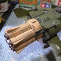 ザンジバル 1/2400 その6(完成)