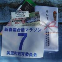 第46回 美里町新春霊台橋マラソン大会走行記