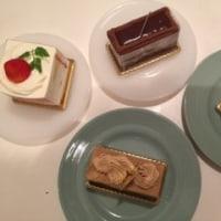 ケーキ屋さんのケーキ♪