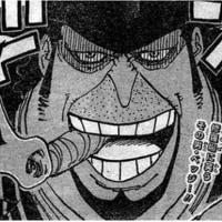 プリンとサンジ 5月8日発売の少年ジャンプ