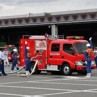 麻績村消防団がポンプ車操法・ラッパ吹奏で準優勝