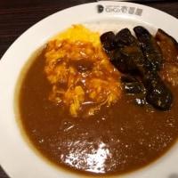 相方と♪ココイチd(^_^o)
