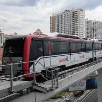 クアラルンプール圏のLRT電車の延長路線が全面オープンすることによる波及効果は大きい