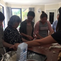Dumplings Making