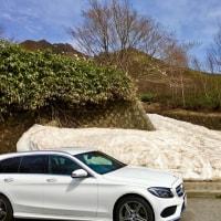 GW 那須高原へC200でドライブに・・・