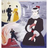 20170314~20 日本画 個展のお誘い