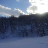 スノーハイクツアー2017