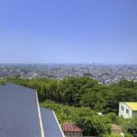 眺望良好/東大阪市上六万寺町1丁目から撮影