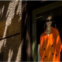 神戸祭りの日・街角散策(光と影)を求めて