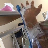 入院15日目