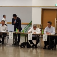 県土整備部長との意見交換会の開催(渋川支部)