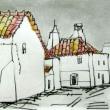 1210.エルヴェダルの町角