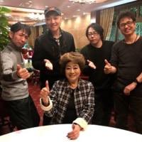 水谷八重子さん、ルーテル市ヶ谷センターでのコンサート、終了!