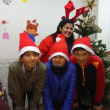 本校のお友だち Very Merry Christmas !with Bibu and Kusum