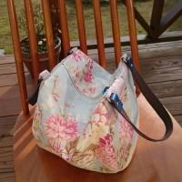 春が待ち遠しいバッグ