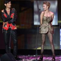 ʡ�����˥������Ԥˡ����裲����ή�Բ��ڶ�ʾ���Golden Melody Awards��