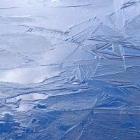 薄氷のある朝(Ⅵ)