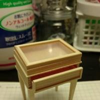 ミニチュア 木工編