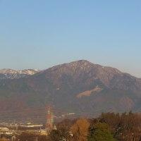 今の富士山、大山