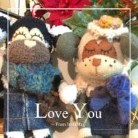 「ぼちぼちさん」のソックス人形♪
