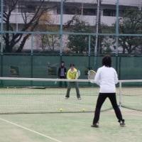 テニス&忘年会