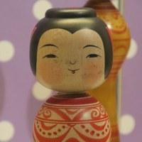 横浜人形の家 Kawaiiこけし展へ行きました 2016年11月