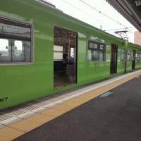東大阪から京都へ