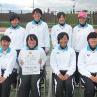 入賞者写真【団体戦】女子