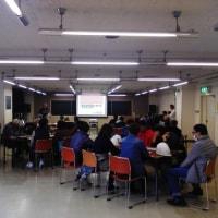 2017.3.18湊西六町会防災講座報告(避難所クロスロード)