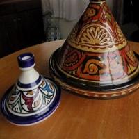 ~~~ モロッコの思い出・・・タジン鍋で作る温野菜 ~~~
