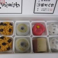 和菓子のプレゼント