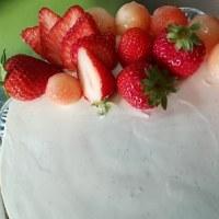 ★ケーキのリクエストで広がる笑顔 2☆