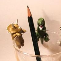 恐竜…好きですー。