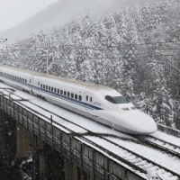 あの日の 700系 新幹線