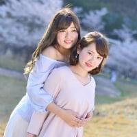 松浦里紗&りか@広島・世羅桜祭-5