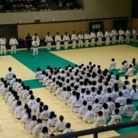中部道場連盟合同練習会(10月15日(土))