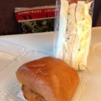 新幹線と下町パン