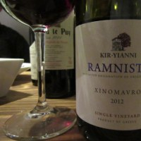 2012 ラムニスタ クシノマヴロ キリ・ヤニ ギリシャ