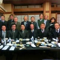 魚津支部「定年退職者との集い」