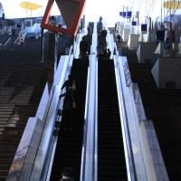 京都駅の大階段のぼれるか