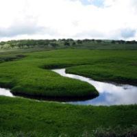 南暑寒岳と雨竜沼湿原